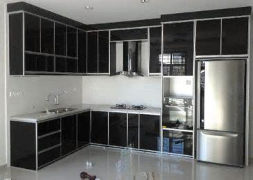 green kitchen cabinets aluminium kitchen cabinet what is pros cons of it 5040