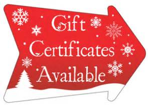 Increase Holiday Sales with Gift Certificates