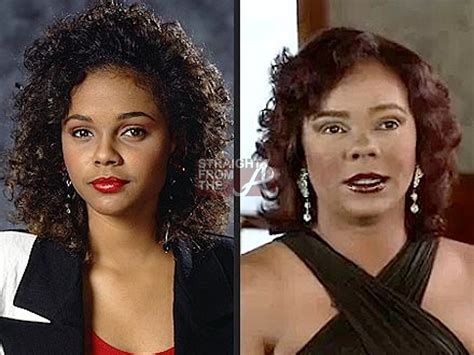 Lark Voorhies' Drastic Appearance Change Attributed To ...