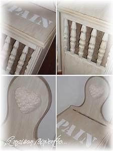 Corbeille à Pain Design : une huche pain la maison r invent e ~ Teatrodelosmanantiales.com Idées de Décoration