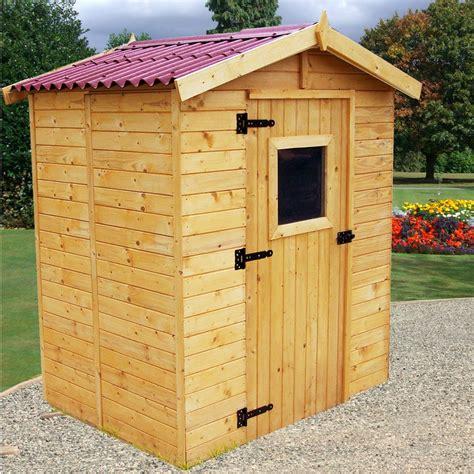 petit abri de jardin bois petit abri de jardin bois 3 55 m 178 ep 16 mm habrita 177x80x52 cm gamm vert