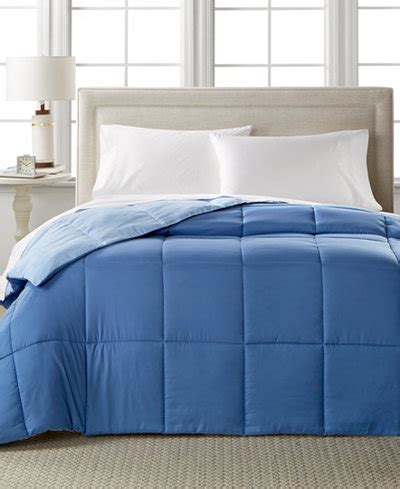 home design alternative color comforters home design down alternative color full queen comforter hypoallergenic created for macy s