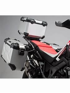 Honda Crf 1000 : evo side carrier sw motech honda crf 1000 l africa twin ~ Jslefanu.com Haus und Dekorationen