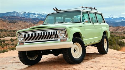 2018 Jeep Wagoneer Concept by Jeep Wagoneer Concept 2018 For B Bodies Only Classic