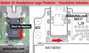 Redmi 3s Headphone Logo Problem Handsfree Headset Mode