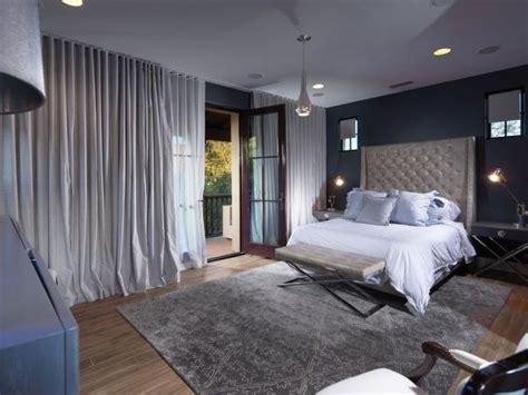 Wandfarben Im Schlafzimmer-ideen-räume Mit Vorhänge