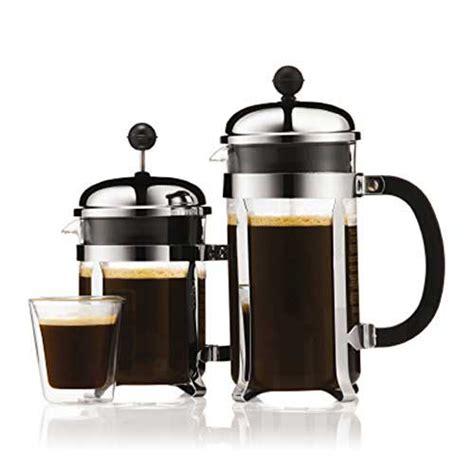 Bodum Chambord French Press Coffee Maker Review