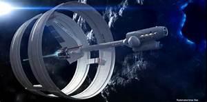 La NASA travaille sur l'hyperespace et voici son vaisseau
