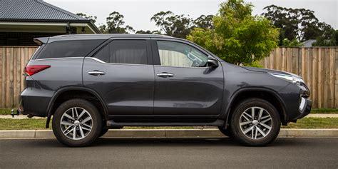 Toyota Suv Comparison Fortuner V Kluger V Prado Tinadhcom