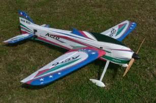 Electric RC Pattern Planes