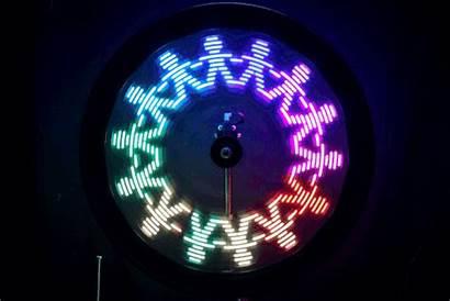 Wheel Lights Bike Spinning Bicycle Monkey M232