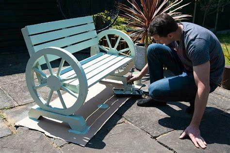 range  shabby chic garden furniture paint