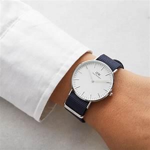 Dw Uhren Herren : daniel wellington classic bayswater uhr dw00100280 36 mm ~ Orissabook.com Haus und Dekorationen