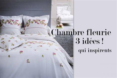 chambre fleurie 3 id 233 es qui inspirent the d 233 co