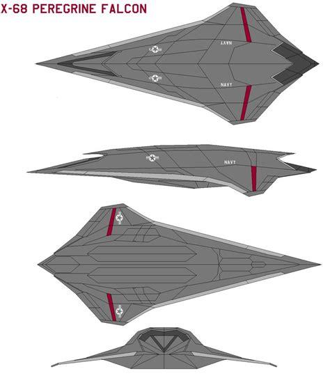 Lockheed X-68 peregrine falcon by bagera3005 on DeviantArt