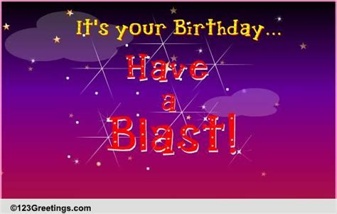 blast  funny birthday wishes ecards greeting cards