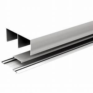 rail pour porte coulissante de placard dootdadoocom With rail bas porte coulissante