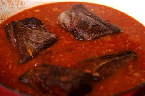 cuisiner un jarret de boeuf jarret boeuf tomates cookeo recette facile à la maison