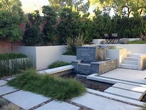 Wasserlauf Garten Modern : wasser im garten 20 ideen f r gartengestaltung mit bachlauf ~ Markanthonyermac.com Haus und Dekorationen