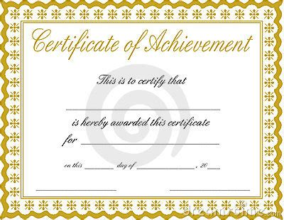 certificate  achievement royalty  stock images
