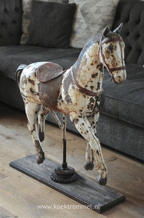 antique carousel rocking horse woodworking projects plans