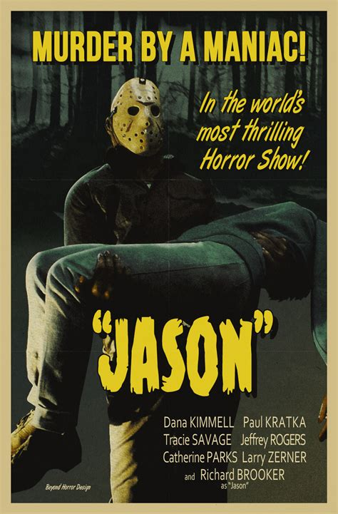 1000 images about friday the 13th jason voorhees on