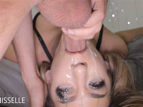 littlemisselle sloppy face fucking with facial release november 27 2017 amateur fetishist