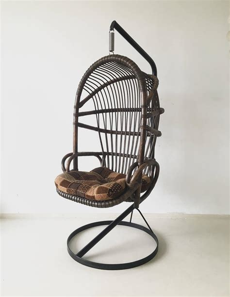 hanging chair by roh 233 noordwolde 1960s for sale at