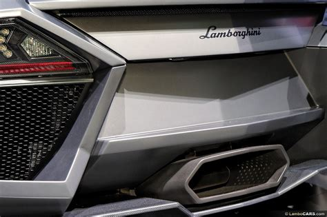 mme custom cadillac cts  coupe aventador exhaust tip
