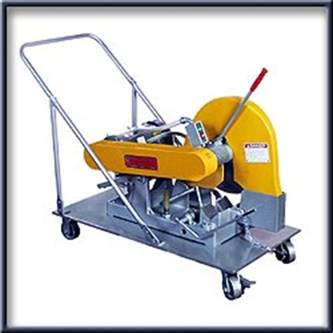 dry cutting   special wire rope abrasive cutoff machine