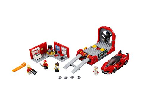 Find many great new & used options and get the best deals for lego speed champions ferrari fxx k & development center 2017 (#75882) at the best online prices at ebay! LEGO 75882 Speed Champions Ferrari FXX K i centrum techniczne