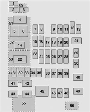 1999 Chevy Tahoe Fuse Box Panel Diagram 26115 Netsonda Es
