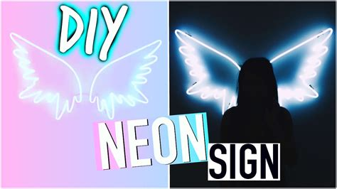 diy room decorations tumblr inspired sign youtube