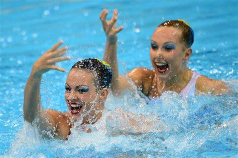 gelatin  olympic hair product  synchronized