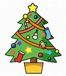 Free to Use & Public Domain Christmas Tree Clip Art - Page ...