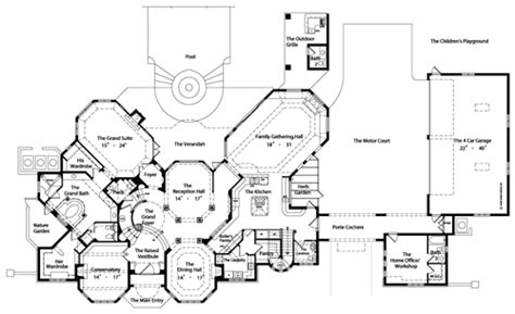 chateau floor plans chateau beaujolais 4429 5 bedrooms and 5 baths the