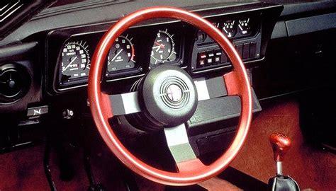 Alfa Romeo Alfetta Gtv6 Interior