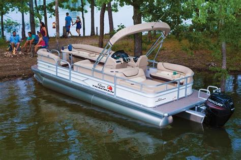 Bass Pro Shop Boat Loan Calculator by Sun Tracker Boats Recreational Pontoons 2016