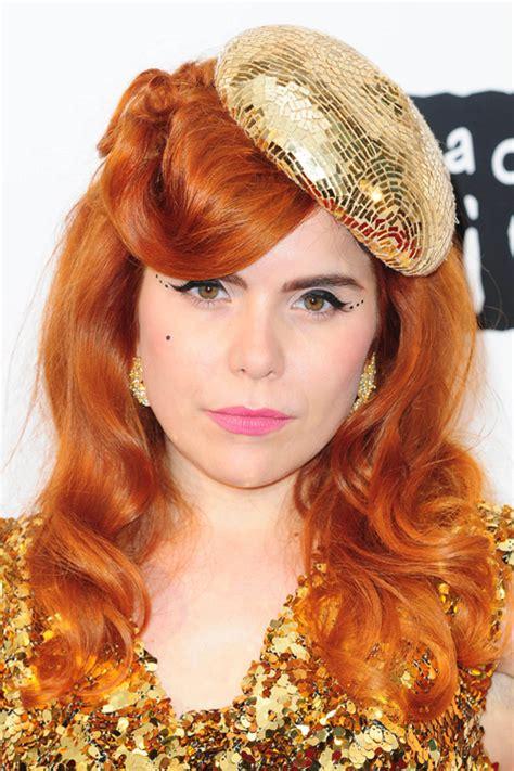 paloma faiths hairstyles hair colors steal  style