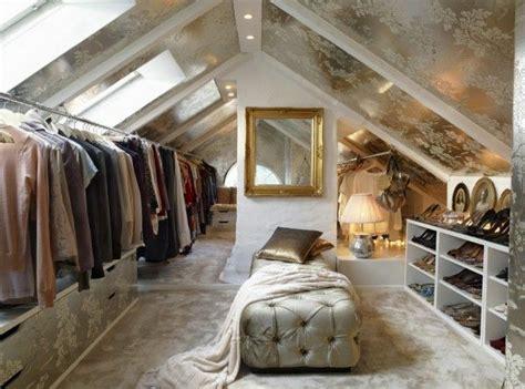 Ankleidezimmer Ideen Dachschräge ankleidezimmer dachschr 228 ge ein attraktives