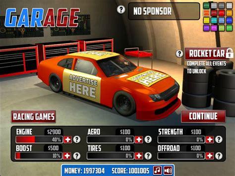American Racing 2 Hacked (cheats)