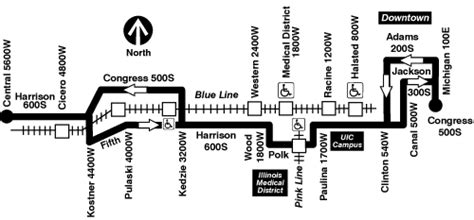 harrison bus route info cta