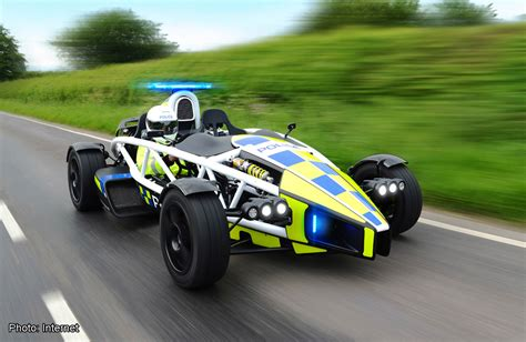 worlds fastest police car revealed asiaone news