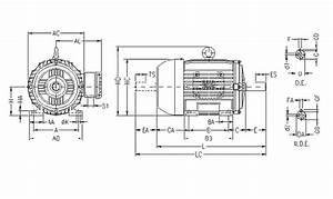 Motor Eletrico Trifasico Ip55 Weg Blindado W21 200cv - 4 Polos - Carca U00e7a 280s  M