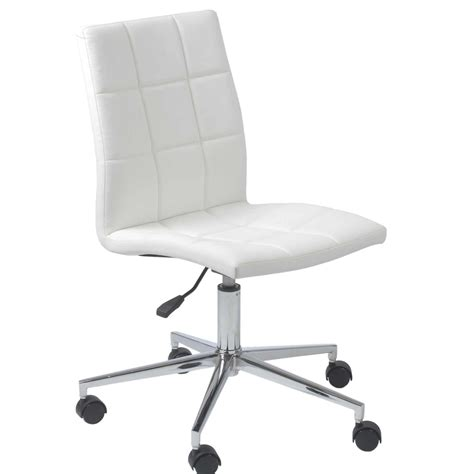white office chair leather office chairs white leather office chairs