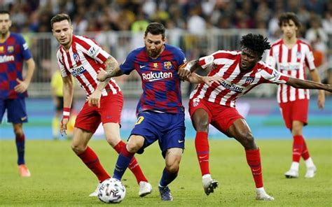Page 2 - Atletico Madrid vs Barcelona - 5 players to watch ...