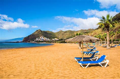 top  tenerife black sand  golden sand beaches