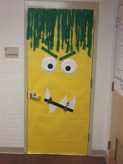 this is my classroom door the kids are loving it