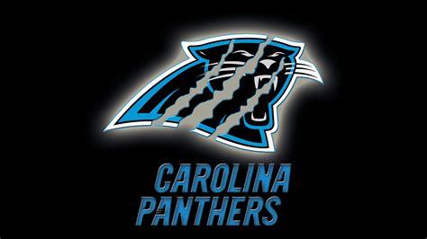 carolina panthers logo wallpaper hd pixelstalk net