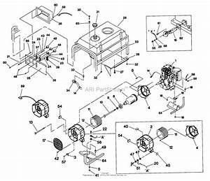 Wiring Diagram Portable Generator